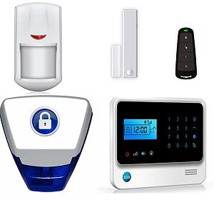 Home Security Alarms Cost
